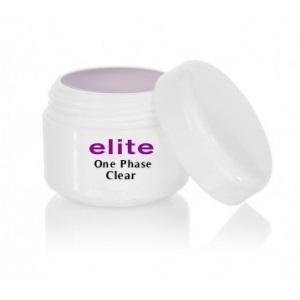 UV/LED Elite. Clear gel Thick (Прозрачный). 5ml.