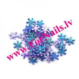 Снежинки 9