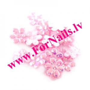 Auduma ziedi 9